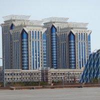 Красивые дома. Астана. Казахстан. :: Светлана Н