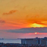 Суша, море, небеса :: Валерий Дворников