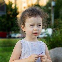 Моя маленькая принцесса :: Дмитрий Сахончик