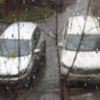 На улице дождь :: Андрей Лукьянов
