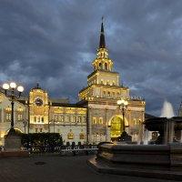 Казанский вокзал :: Ирина Климова