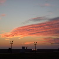 Закат над Сочи :: Дарья Fox