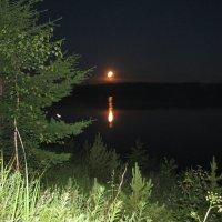 Луна над Агарой :: Надежда Малинкина