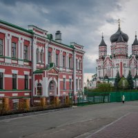 Монастырь :: Сергей Офицер