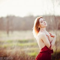 Весенняя нежность :: Aleksandra Granichnaya