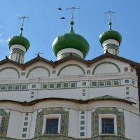 Николо-Вяжищский монастырь 1 :: Константин Жирнов