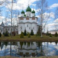 Николо-Вяжищский монастырь 3 :: Константин Жирнов