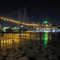 Золотой мост :: Сергей Лякишев