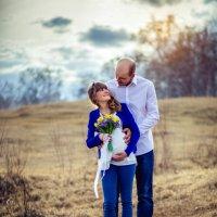 Ксения и Андрей :: Наталия Капитоненко