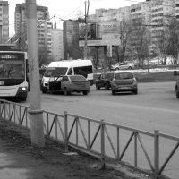 Случай на перекрёстке :: Алексей Немчинов