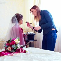 Утро невесты Татьяны :: Елена Зимина
