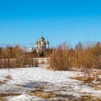 Северный апрель :: Наталья Шкаева