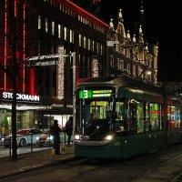 Ночной трамвай :: M Marikfoto