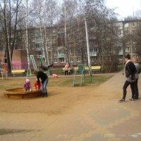 Весенние прогулки :: Елена Семигина