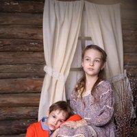 Полина и Кирилл. :: Юлия Романенко