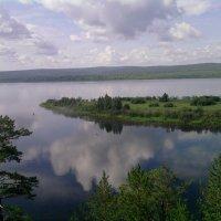 Березовский остров :: Надежда Малинкина