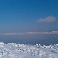 Зима на Ангаре :: Надежда Малинкина