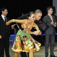 Румба - танец любви! :: Михаил Пшеннов