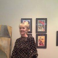 Дни искусств в Даугавпилсе, выставка в музее. :: rimma ilina