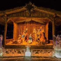 Рождественские ясли :: Константин Шабалин