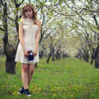 Цветущие сады :: Ksenia Shelkova