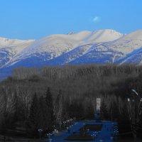 голубое небо Алтая :: Alexandr Staroverov