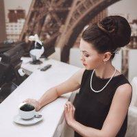 Есть вещи, которые стоят того, чтобы им хранили верность. Например, кофе. :: Наталья Кирсанова