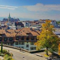 Лозанна, Швейцария. :: Наталья Иванова