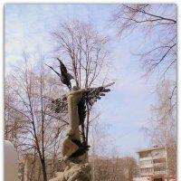 Памятник воинам. :: Мила Бовкун