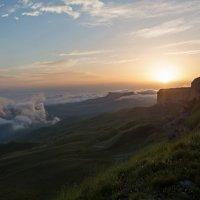 Вечер на перевале Гум - Баши ... :: Vadim77755 Коркин