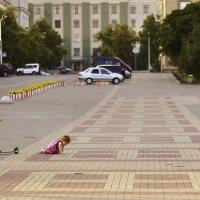 ...молодым везде у нас дорога... :: Ольга Нарышкова