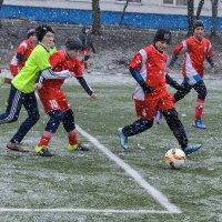 Матч состоится в любую погоду... :: Ирина Шарапова