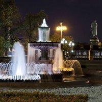 Пушкинская площадь :: Ирина Климова