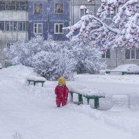 Кемерово, ноябрь :: Edward Metlinov
