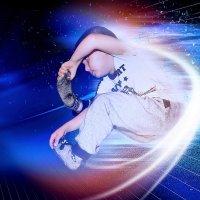 Я люблю двигаться! :: Виктор Никаноров