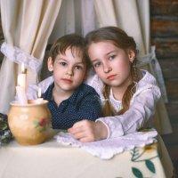 Полина и Кирилл.. :: Юлия Романенко