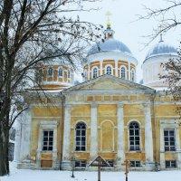 дорога к храму :: Иван Нищун