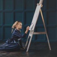 художница :: Янина Гришкова