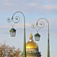фонари Петербурга :: Елена