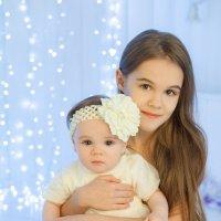 """Маленькие принцессы :: Первая Детская Фотостудия """"Арбат"""""""