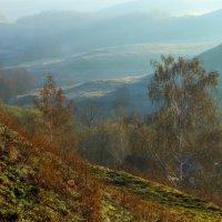 На весенних холмах :: Юрий Морозов