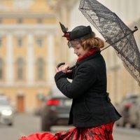 танцующая маленькая Леди... :: Андрей Вестмит