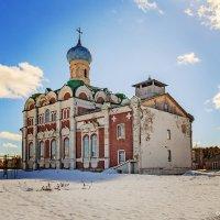 Кылтовский крестовоздвиженский женский монастырь :: Дмитрий Стёпин