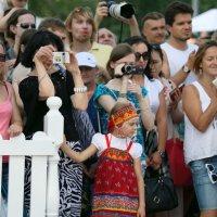 зрители и фотографы :: Олег Лукьянов