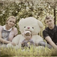 Вся семья в сборе :: Элина Любицкая (Одинова)