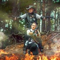 Охотники на ведьм :: Виктор Седов