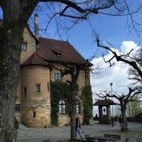Замок Альтенбург в Бамберге. :: Anna Gornostayeva