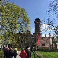 Крепость Альтенбург (Бамберг). :: Anna Gornostayeva