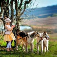 Весна :: Еления Харченко