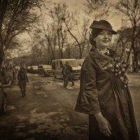 Щеки твоей коснулся ветер? :: Ирина Данилова